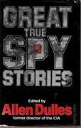 Great True Spy Stories Hardback Book The Fast Free Shipping