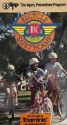 Tipp Bicycle Saftey Camp Vhs 1989-tested-rare Vintage Collectible-ship N 24 Hrs