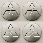 Set Of 4 Oem Center Caps For 2000-2004 Mitsubishi Eclipse Mb816391