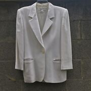 Vintage Tailored Christian Dior Separates Women's Skirt Suit Size 14