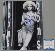 Jodie Foster Hand Signed 11x14 Photo + Psa Beckett Buy Genuine Taxi Driver