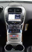 2016-2018 Lincoln Mkx Center Console-trim Molding Right And Left