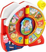 See' N Say The Farmer Says Fun Learning Animal Sounds Electronic Talking Toy