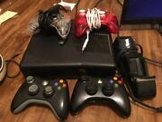 Xbox 360 Console 72 Games Extras 4 Controllers Price Negotiable
