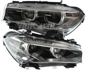 Bmw X6 Series F16 / F86 Bi-xenon Adaptive Headlight Assembly Lh Rh Side Oem New