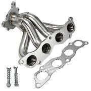 For Acura Rsx Dc5/-05 02-06 Ep3 K20a3 4-1 Ss Racing Manifold Header/exhaust