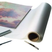 Drytac Dry Mount Film Acrylic Adhesive On A Thin Pvc Carrier. Activation Tempera