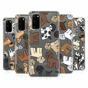 Head Case Dog Breed Patterns 20 Soft Gel Case And Wallpaper For Samsung Phones 1