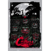 Critters By Rhys Cooper - Rare Sold Out Mondo Print