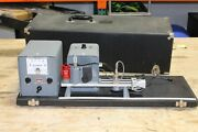 Budd-stanley X4100a Klystron Trainer Demonstration Of Electromagnetic Radiation