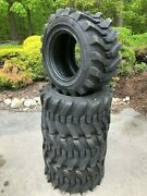 4-31x15.5-15 Hd Skid Steer Tires-31x15.50-15 -camso Sks 532 -for Bobcatetc