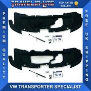 T5.1 Transporter Engine Cover And Battery Cover + All Fixings Bonnet Strut