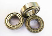 10pcs New Stainless Steel Ball Bearing Sealed S6203 174012mm Ss 6203zz