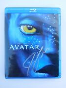 Authentic Avatar Director Artist James Cameron Signed Autograph Blu-ray Dvd