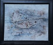 William John Bertram Newcombe Canadian Abstract Oil Painting Art 1907-1969