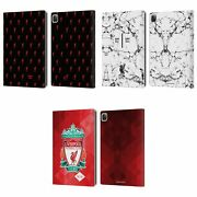 Personalised Liverpool Football Club Logo 1 Pu Leather Book Case For Apple Ipad