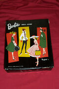 1961 Barbie Doll Clothes Case Old Vintage 12andrdquo Mattel Fashion Toy Carrying 1960s