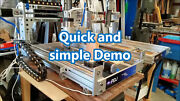 +cnc 5+axis+amazing=4/5 Cnc Axis For Cnc Router Cnc Milling Machine 3d Usa Kit