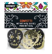 Day Of The Dead Skull Confetti Party Supplies Decoration Halloween Birthday