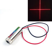 20pcs 1235 Focusable 650nm 5mw Red Laser Cross Hair Module Diode With Driver