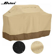 Waterproof Outdoor Barbecue Bbq Gas Grill Cover 600d Heavy Duty 58 64 70 72