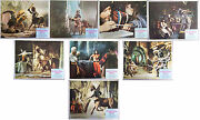 The Golden Voyage Of Sinbad, Lobby Cards Complete Set Of 8, Lc2043