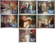 Sorry Wrong Number, Barbara Stanwyck, Burt Lancaster, Set Of 7,lc1017