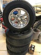 Hankook Dyna Pro Ht 245 70 R17 Tires And Ultra 17x9 Inch Wheels
