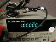 Fluke 8840a Dmm In Good Working Order Bright Display