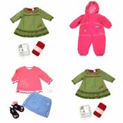 Nwt 9pc Gymboree Kushies Baby Lot Of Girl Newborn Clothes Outfits Set 3-6 Months
