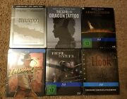 Various Steelbook Metalpack And Other Special Editions Blu Ray Sold Out Sealed