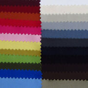 Organic Cotton Twill Fabric - Natural - By The Yard - Cool Colors