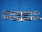 67 Ford Galaxie Nos Diecast Grille Fomoco 1967 390 427 428 7 Litre