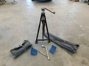 Rolls Royce Silver Shadow Tire Jack And Tool Kit
