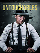 The Untouchables The Complete Series [new Dvd] Boxed Set Full Frame Amaray