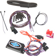 Badlands Hard Wired Static Sequential Turn Signal Module For 99-18 Harley