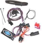 Badlands Static Sequential Turn Signal Module For 10-13 Harley Touring Flhx Fltr