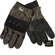 New Banded Gear Blind Gloves Duck Goose Hunting Bottomland Camo Medium