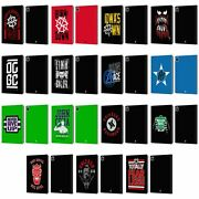 Official Wwe Superstars 8 Leather Book Wallet Case Cover For Apple Ipad