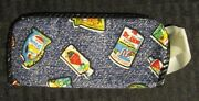 Wacky Packages Mail-away 5.25 Cloth Eyeglass Case Holder Vf 8.0