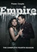 Empire The Complete Fourth Season [new Dvd] Ac-3/dolby Digital, Dolby, Widesc