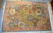 6x9and039 Pande Cameron Of New York Nizam 9864m Fine Wool No Pile Area Rug