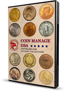 Coin Collecting Software Coinmanage Usa On Usb. Inventory Your Collection