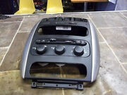 05 06 07 Caravan Town Country Temp A/c Heater Dual Zone Climate Control Panel