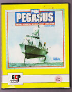 Phm Pegasus By Electronic Arts Game Floppy Disc Game With Manual Commodore 64