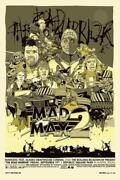 Mad Max 2 By Tyler Stout - Variant - Rare Sold Out Mondo Print