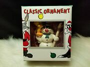 Bah Humbug Classic Ornament Sylvester And Tweety