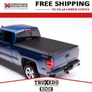 Truxedo Edge Tonneau Cover Roll Up Fit 15-18 Chevrolet Colorado 5and039 Bed