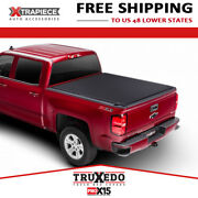 Truxedo Prox15 Rollup Lowprofile Tonno Cover Fit 15-18 Gmc Sierra 2500 6.5and039 Bed