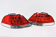 Led Outer Wing Tail Lights Rear Lamps Pair Fits Bmw 7 Series E65 E66 Lci 05-08